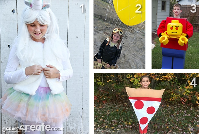 Creative Halloween Costumes For Kidsgirl.Craft Create Cook 25 Diy Creative Kids Halloween Costumes