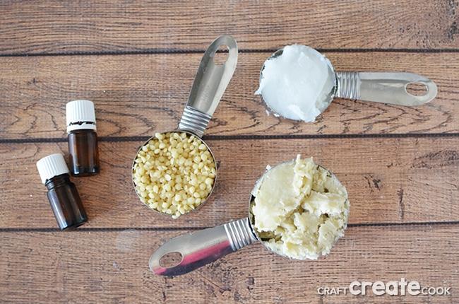 Essential Oil Sore Muscle Rub
