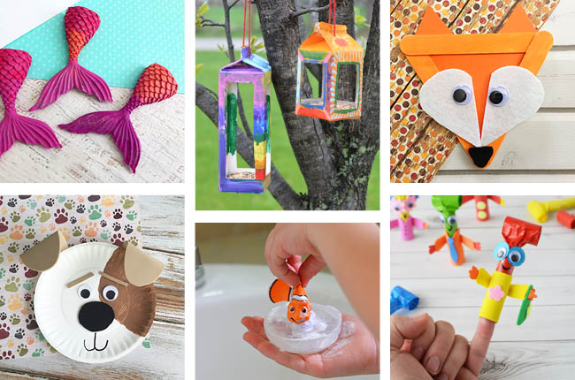35 Great Summer Crafts For Kids Craft Create Cook Craft Create Cook