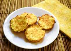 Keto Approved Hash Brown Patties