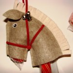Hobby Horse Ornaments Craft Crossing