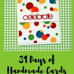 31 Days of Handmade Cards – Day 6