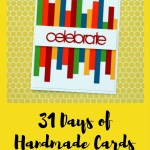 31 Days of Handmade Cards – Day 7