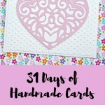 31 Days of Handmade Cards – Day 14