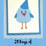 31 Days of Handmade Cards – Day 24