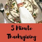 5 Minute Thanksgiving Napkin Rings Crafted Living