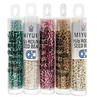Size 15/o Seed Beads