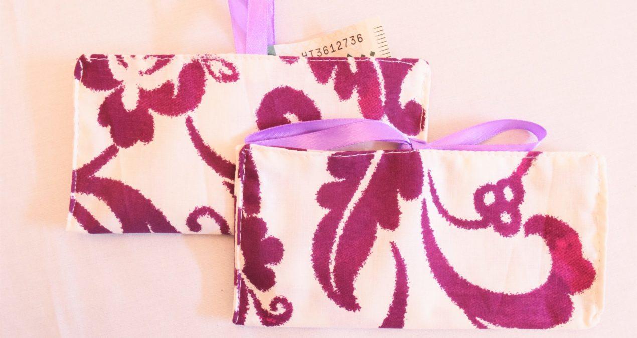 Fabric Goodie Envelops