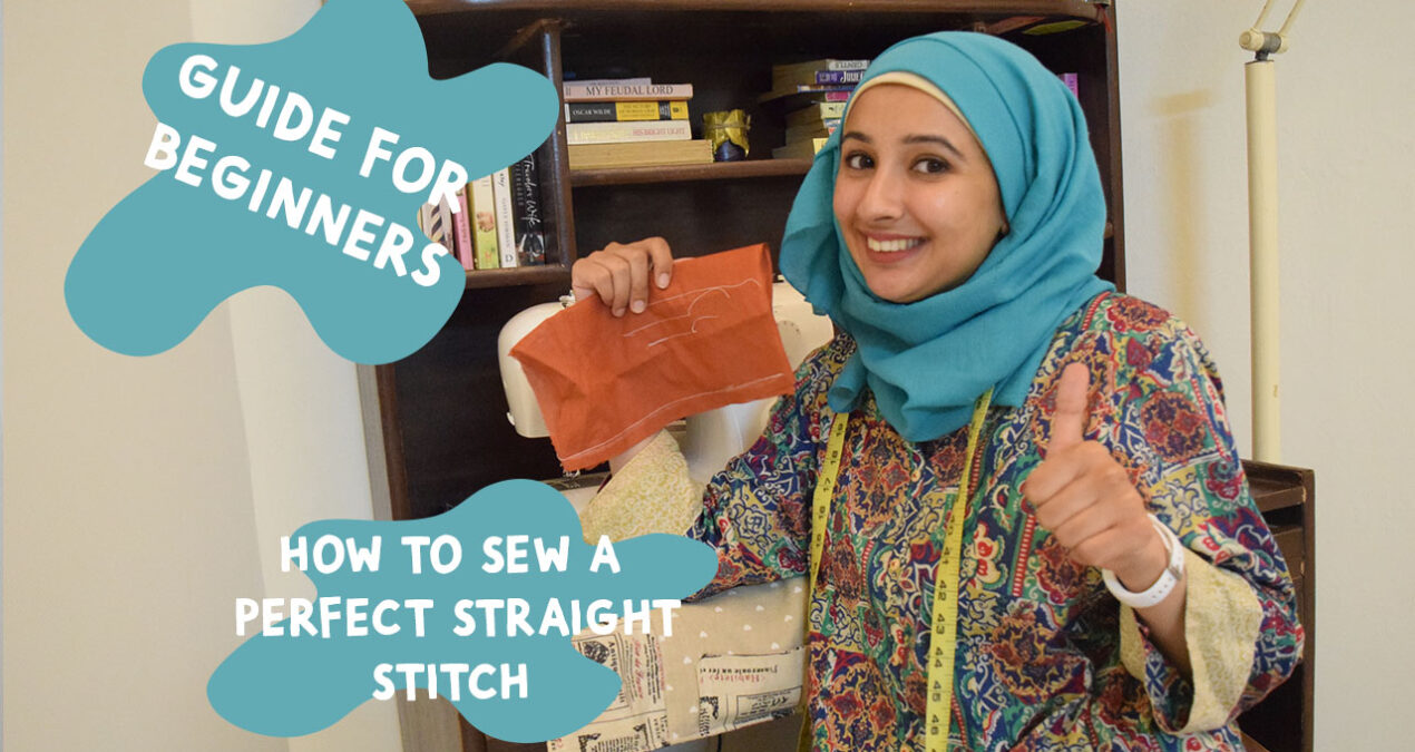 """EPISODE 2- Learn to sew- A Beginners Guide """"Sewing a Straight Stitch"""""""