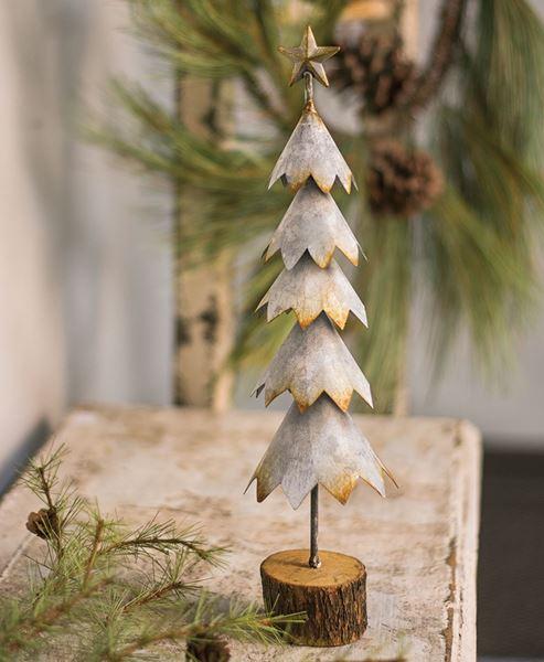 Craft House Designs Wholesale Galvanized Christmas Tree