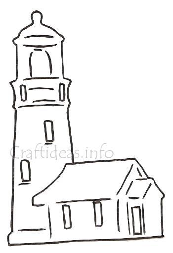 Lighthouse Template D