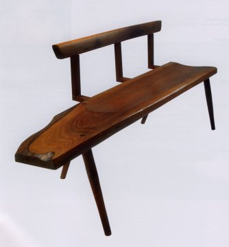President Jimmy Carter, Shaker Style Bench. Courtesy of Museum of Design, Atlanta, Bart Kasten photograph