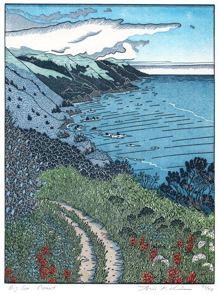 Tom Killion, Big Sur Coast