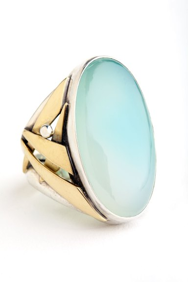 Holly Lee, Mystery Stone Ring