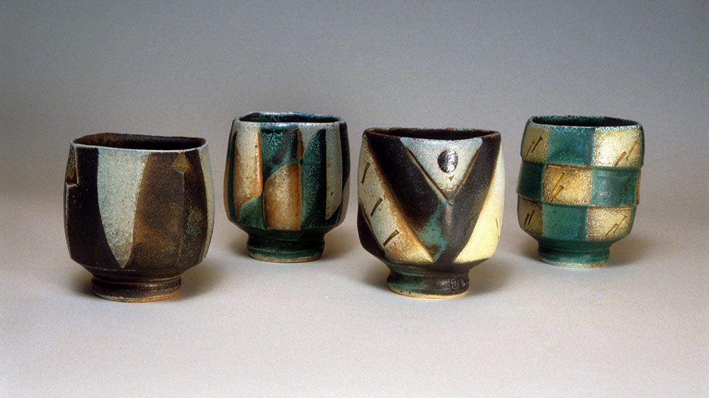 Jeff Oestreich, Altered cups