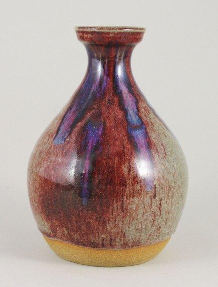 Pamela Owens, Neckvase Crackle Vase, 1994