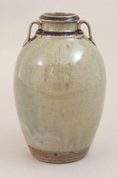 Travis Owens, Two Handle Vase