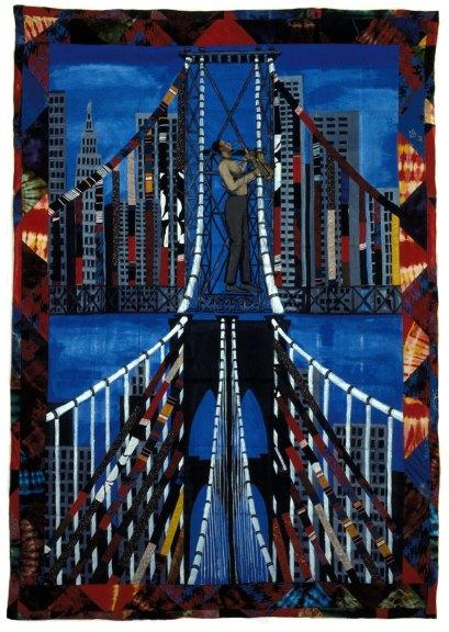 Faith Ringgold, Sonny's Quilt