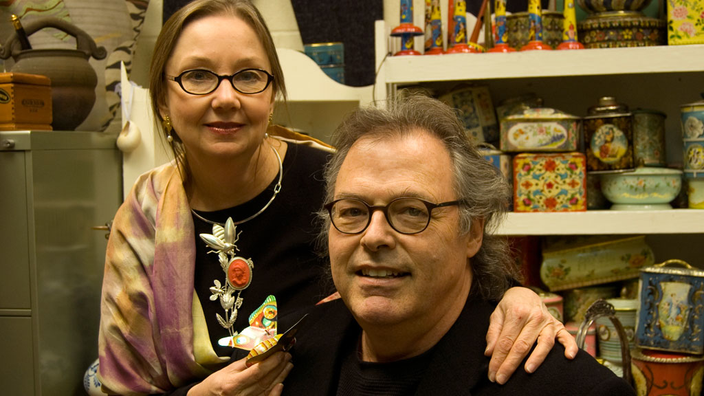 Roberta and Dave Williamson, Craft in America