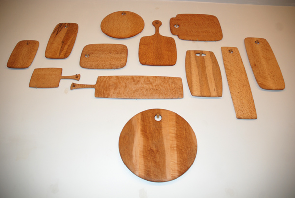 Ed Wohl, Breadboards