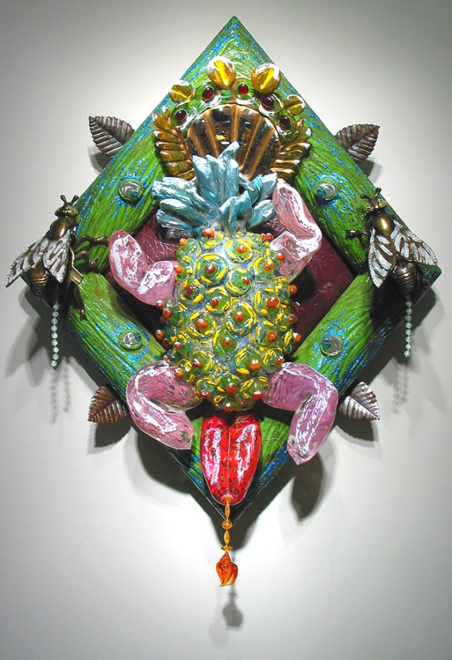 Einar and Jamex de la Torre, Pineapple Baby, 2004