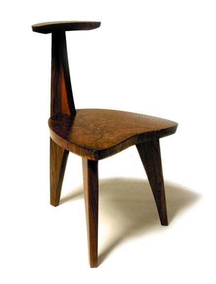 Mira Nakashima, Concordia Chair. Bob Hunsicker Photograph
