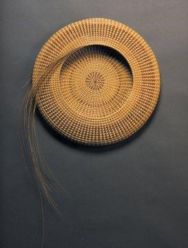 Mary Jackson, Sweetgrass basket, 2006