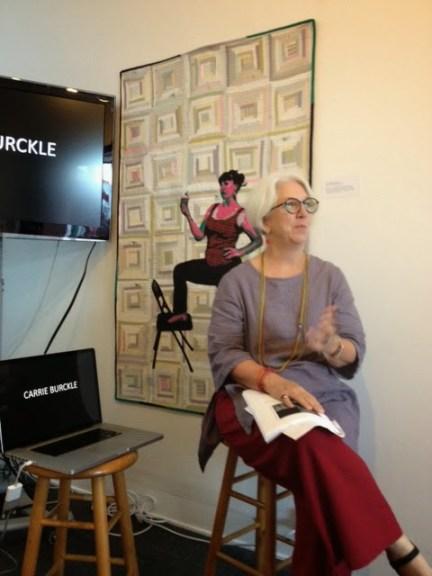 Carrie Ann Burckle