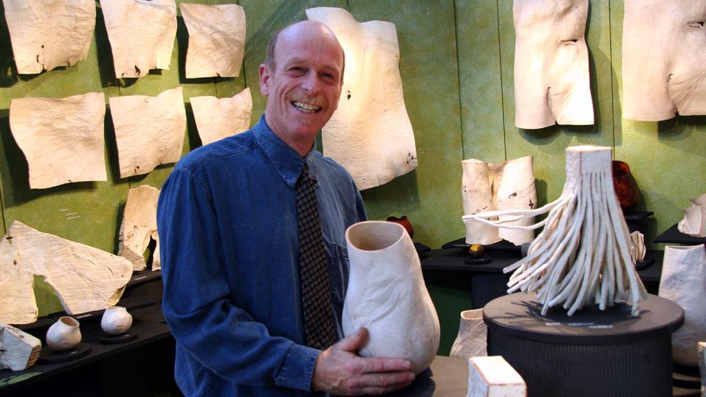 Christian Burchard, 2006. Jennifer Gerardi photograph