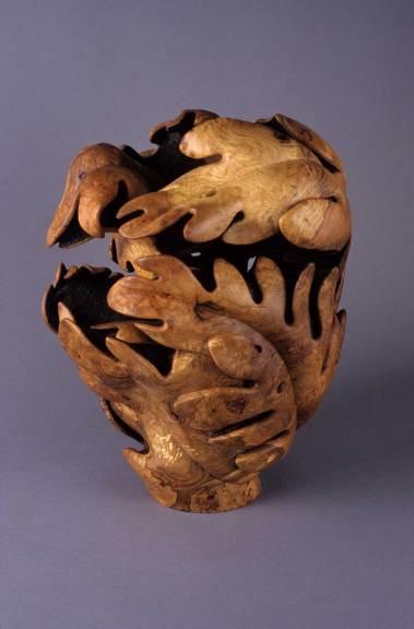 Michelle Holzapfel, Quercus Vase, 1998