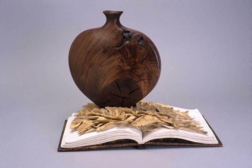 Michelle Holzapfel, Autumn Vase, 2003