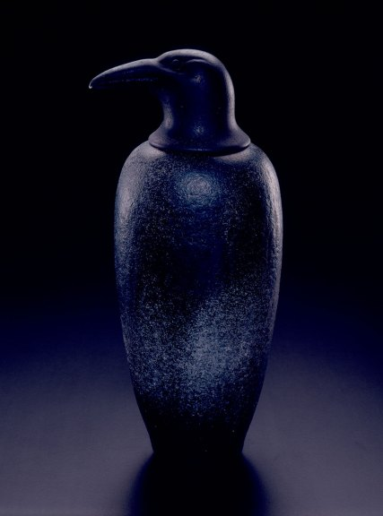 William Morris, Canopic Jar: Raven