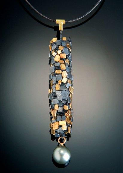 Sydney Lynch, Tessarae Pendant, 2006. Alan Jackson photograph