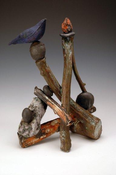 Steven Portigal, Improvisation with Bluebird, 2007. Tony Cunha photograph