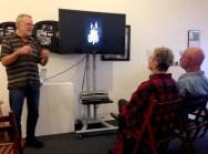 Artist Salon with Thomas Orr
