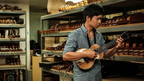 Jake Shimabukuro. Mark Markley photograph