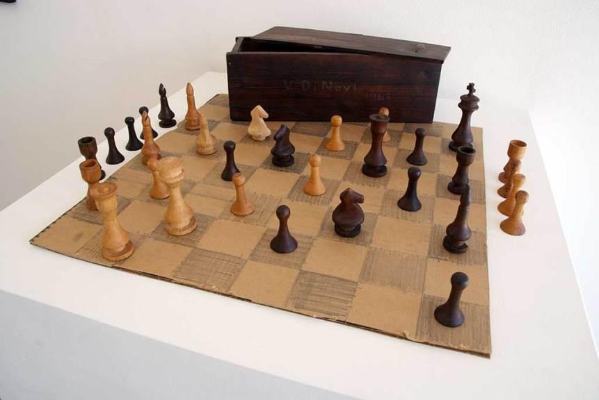 Victor Di Novi, Chess Set, 1967