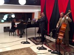 Scotty Barnhart recording at Village Studios.
