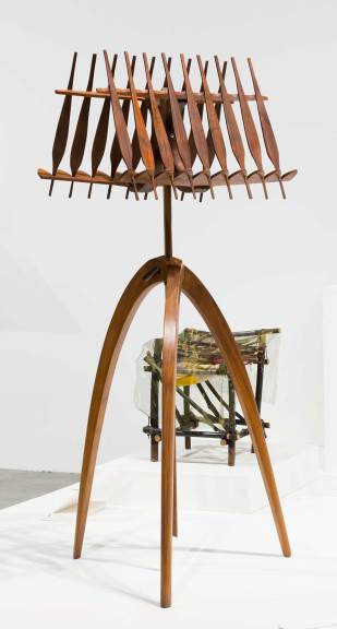 Arthur Espenet Carpenter, Last Music Stand, 2001
