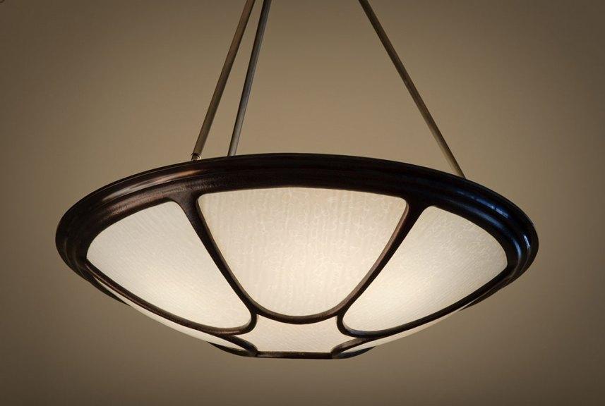 Hilliard Lamps, Sapphire Pendant