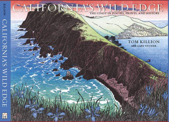 """California's Wild Edge: The Coast in Poetry, Prints and History"""