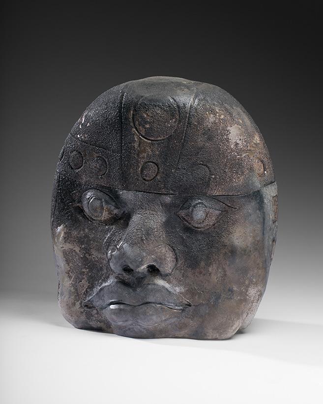 Jaime Guerrero, Olmec Head