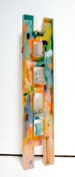 Therman Statom, glass ladder