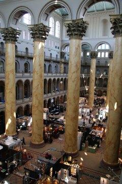 Smithsonian Craft Show. Jennifer Gerardi photograph