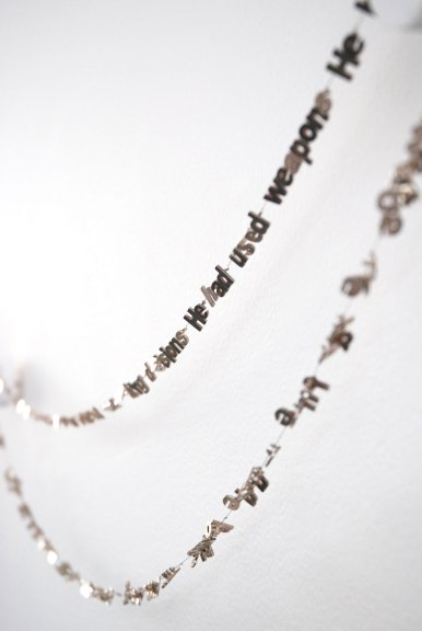Taweesak Molsawat, Is that right? Neckpiece, 2005