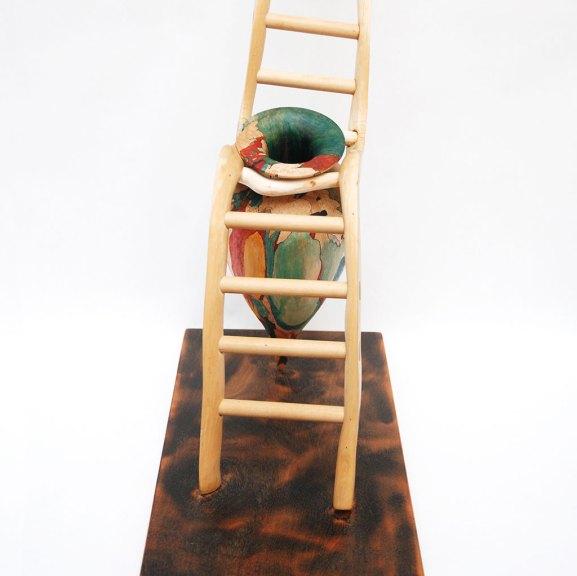 Michelle Holzapfel, Beginner's Vase, 1999