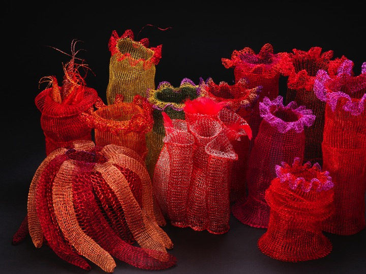 Arline Fisch: Aquatic Bloom, Craft in America