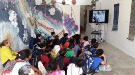 Mano-Made Consuelo Jimenez Underwood Educational Outreach