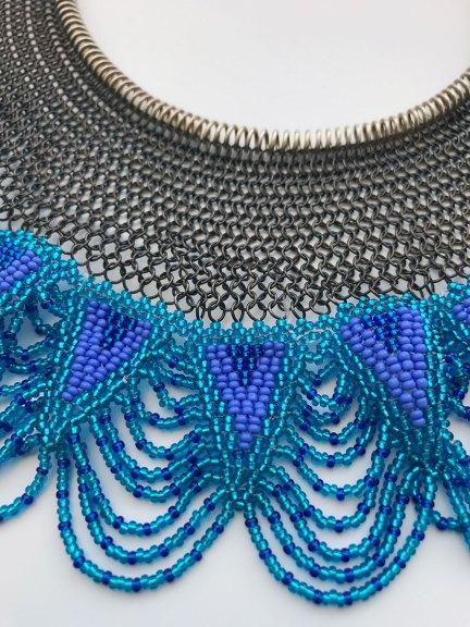Eve France & Hlengiwe Dube, Necklace