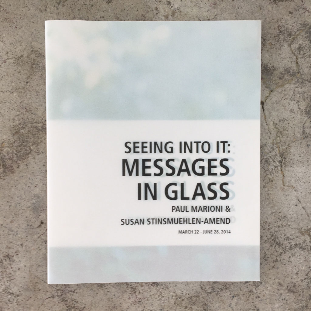 Seeing Into It: Messages in Glass, Craft in America